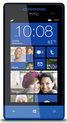 HTC-Windows-Phone-8S-front